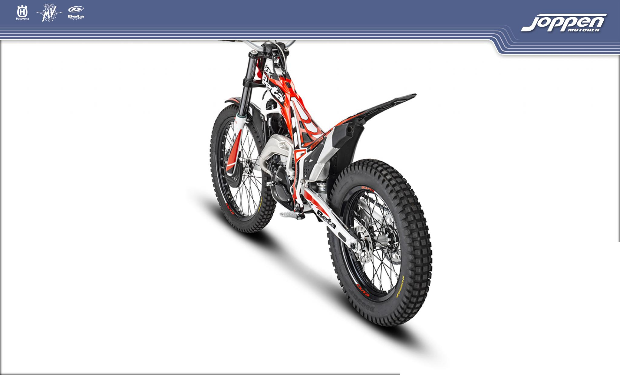 Beta EVO 125 2T 2020 rood/wit - Off road