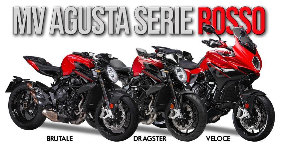 MV Agusta Serie Rosso