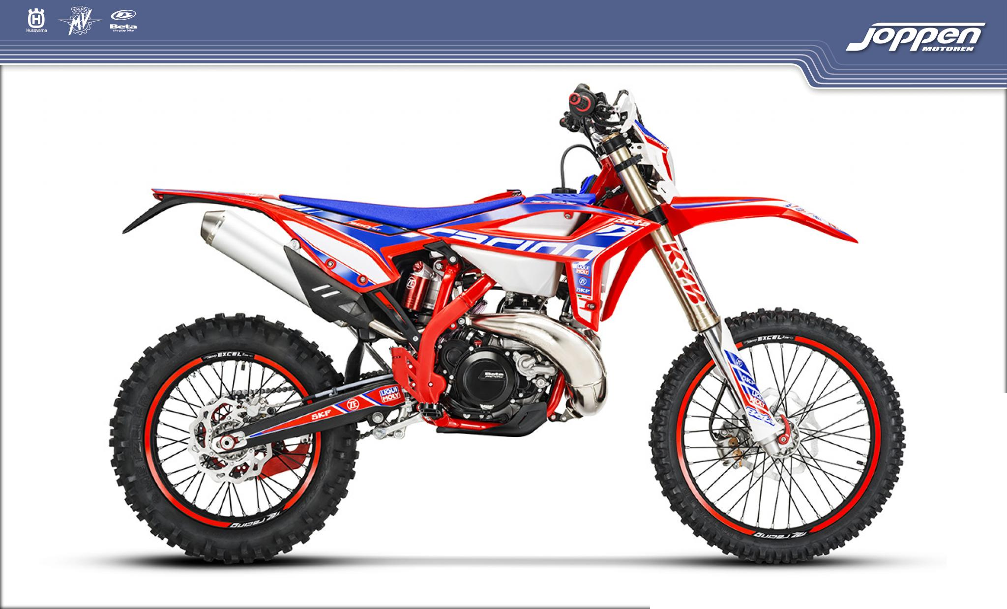 Beta RR300 2T Racing 2020 kl=blauw/rood - Off road