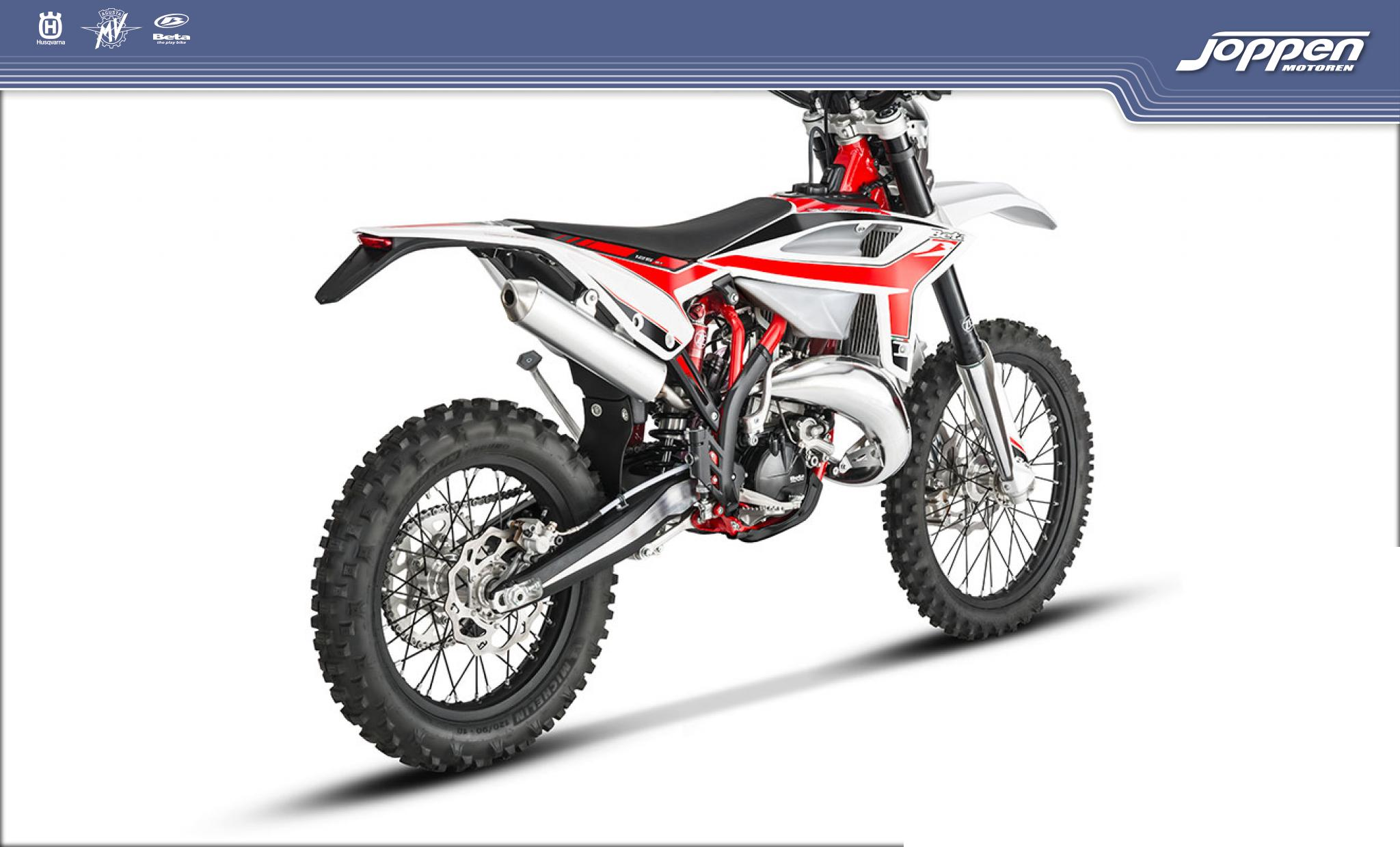 Beta RR 2T 125 2020 rood/wit - Off road