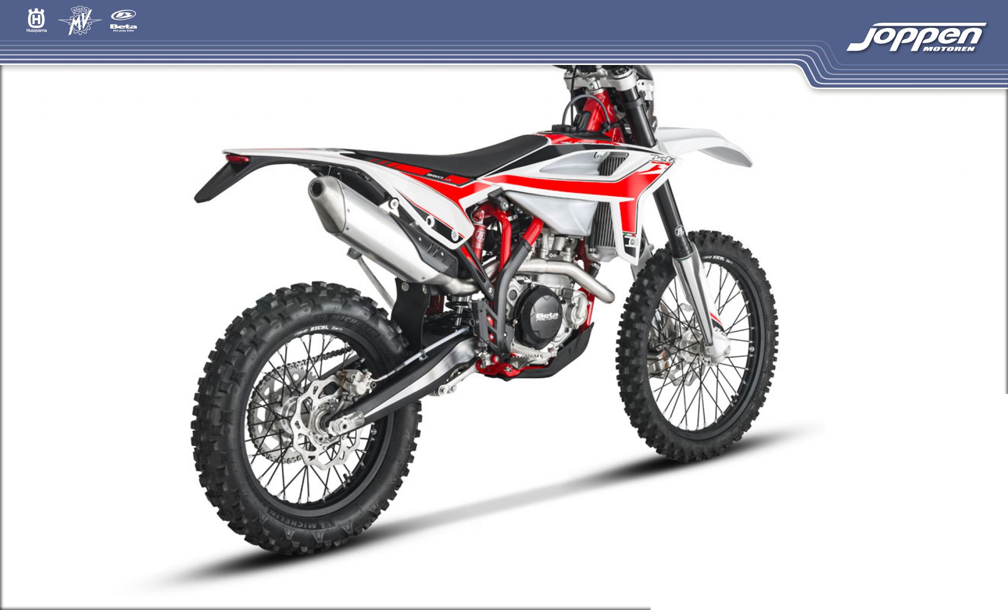 Beta RR 4T 430 2020 rood/wit - Off road