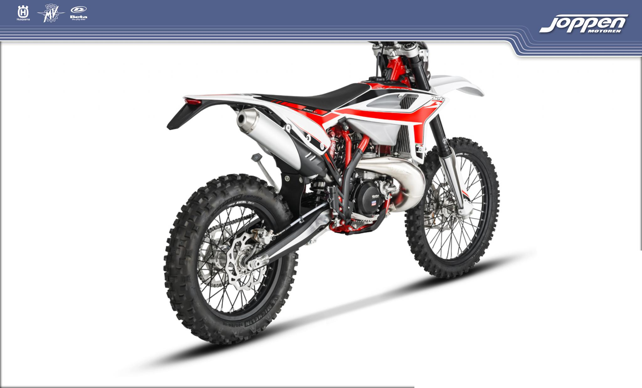 Beta RR 2T 300 2020 rood/wit - Off road
