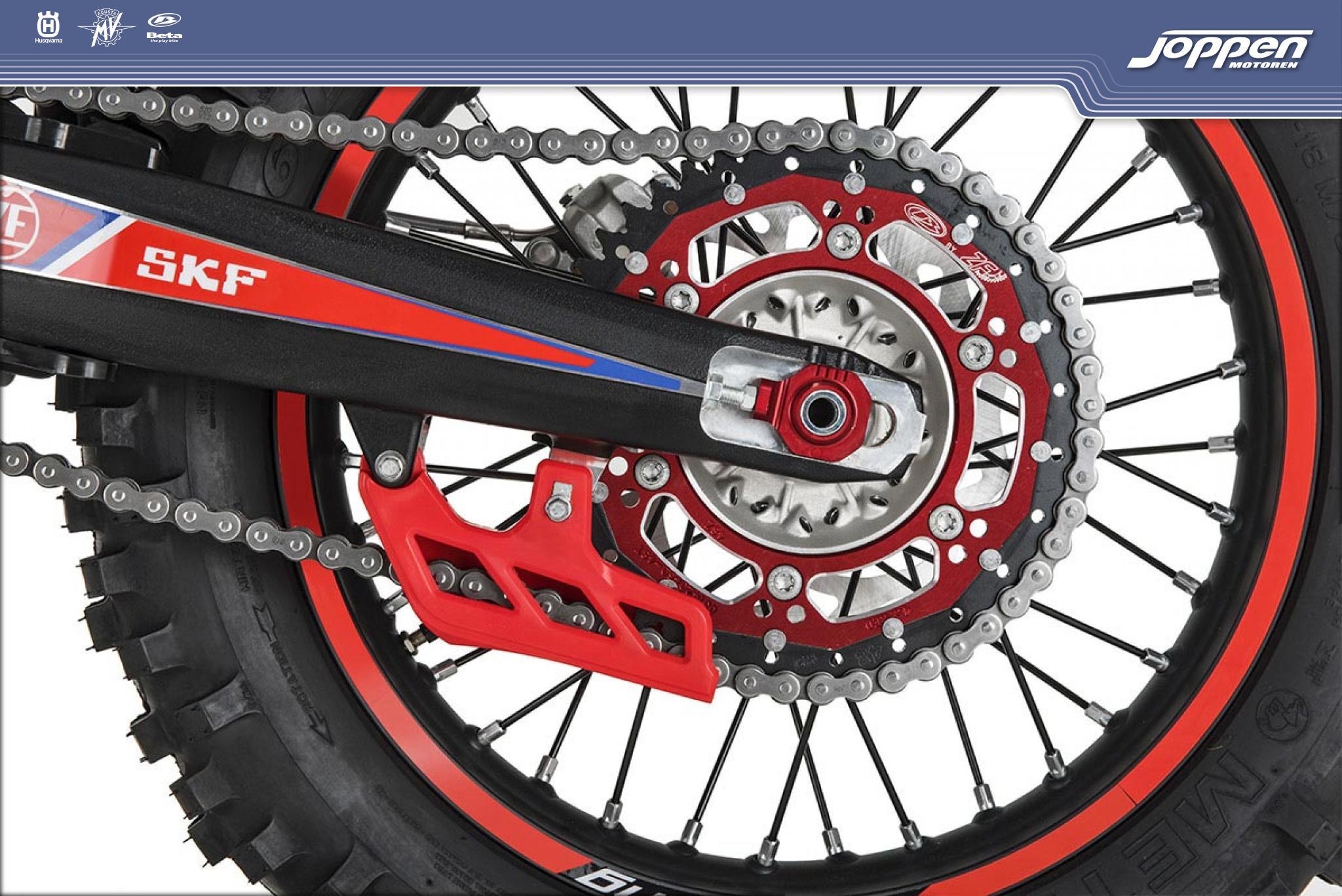 Beta RR250 2T Racing 2020 kl=blauw/rood - Off road