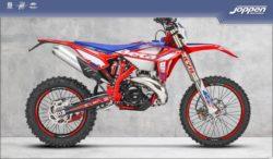 Beta RR250 2T Racing 2021 kl=blauw/rood - Off road