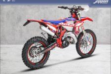 Beta RR125 2T Racing 2021 rood/blauw - Off road