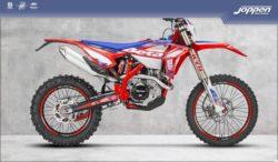 Beta RR430 4T Racing 2021  - Off road