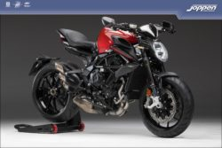 MV Agusta Dragster Rosso EAS 2020  - Naked