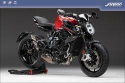 MV Agusta Dragster Rosso 2020  - Naked
