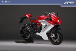 MV Agusta F3 675 35KW EAS ABS 2020  - Supersport