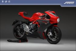 MV Agusta Superveloce 800 ABS EAS 2020  - Supersport