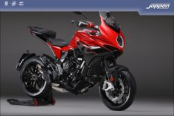 MV Agusta Turismo Veloce Rosso EAS ABS 2020  - Sport / Sport tour