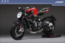 MV Agusta Brutale 800 Rosso 35KW EAS ABS 2020  - Naked