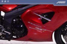 Triumph Sprint ST 1050 2005 rood - Sport / Sport tour