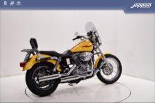 Harley-Davidson® FXDCI Dyna Super Glide Custom 2005 geel - Custom