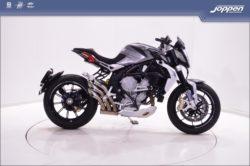 MV Agusta Dragster 800 2014 zilver - Naked