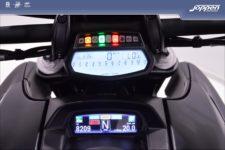 Ducati Diavel 2017 zwart - Sport / Sport tour