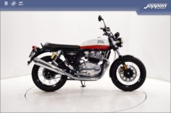 Royal Enfield Interceptor650 2019 baker express wit rood - Classic