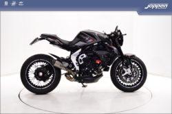 MV Agusta RVS #1 2018 zwart - Naked