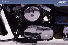 Kawasaki VN1500 Vulcan Classic Tourer 1999 groen - Classic