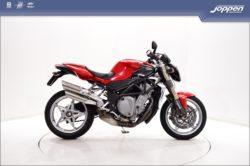 MV Agusta Brutale750S 2007 rood - Naked