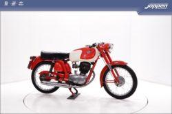 MV Agusta 125 Lusso Sport 1960 rood - Classic