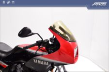 Yamaha FJ600 1986 zwart/rood - Tour