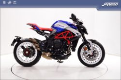 MV Agusta Dragster800RR America 2019 rood/wit/blauw - Naked