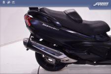 Suzuki AN650 Burgman ABS Executive 2016 zwart - Scooter