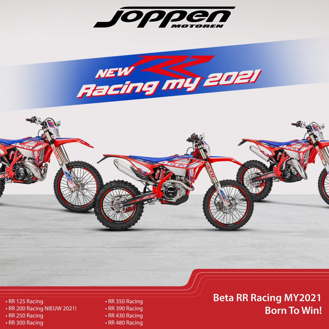 Beta RR Racing 2021!