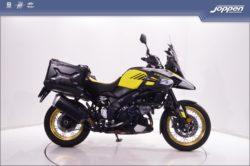 Suzuki DL1000 V Strom 2019 zwart/geel - All road