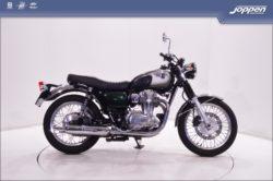 Kawasaki W800 2012 groen/zilver - Classic