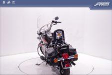 Harley-Davidson® FLSTCI Heritage Softail Classic 1991 zwart/rood - Custom
