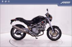 Ducati Monster 1000 2004 zwart - Naked
