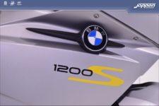 BMW K1200S ABS ESA TCS 2008 zilver/geel - Sport / Sport tour
