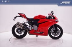 Ducati 959 Panigale 2017 rood - Supersport