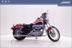 Harley-Davidson® XL883C 2000 rood - Custom