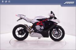 MV Agusta F3 800 2013 wit/rood/zwart - Supersport