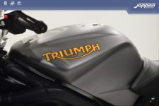 Triumph Street Triple R 2010 zilver - Naked