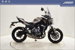 Kawasaki Z650 ABS 2017 zilver - Naked