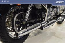 Harley-Davidson® XL 883 Sportster 2009 zwart - Custom