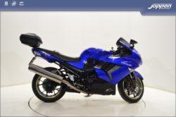 Kawasaki ZZR1400 ABS 2006 blauw - Sport