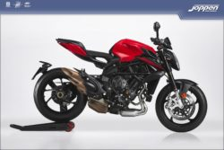 MV Agusta Brutale 800 Rosso 2021 ago red - Naked