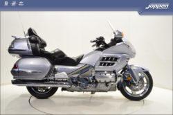 Honda GL1800 Deluxe 2010 zilver - Tour