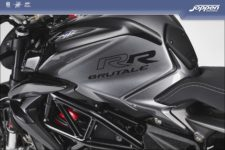 MV Agusta Brutale 800 RR SCS 2021 carbon black metallic/avio grey metallic - Naked