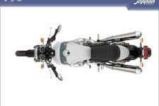Royal Enfield ContinentalGT 2020 ice queen - Naked