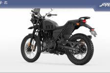 Royal Enfield Himalayan 2021 new granite black - All road
