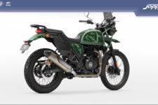 Royal Enfield Himalayan 2021 pine green - All road