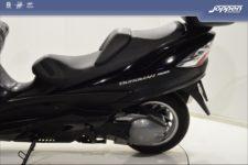 Suzuki AN400 Burgman ABS 2007 zwart - Scooter