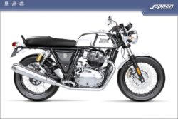 Royal Enfield ContinentalGT 2020 mister clean - Naked
