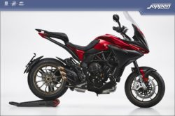 MV Agusta Turismo Veloce Lusso 2021 fire red/matt metallic dark grey - Sport / Sport tour